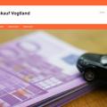 Neue Kundenseite kfz-ankauf-vogtland.de